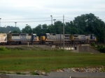 CSX 8051, 7524, 7909